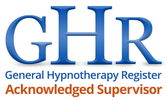 General Hypnotherapy Register Acknowledged Supervisor Logo
